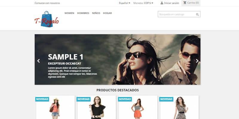 desarrollo de Paginas web para empresa